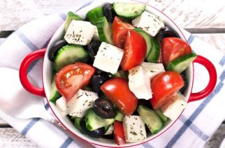 Recette: Salade à la grecque